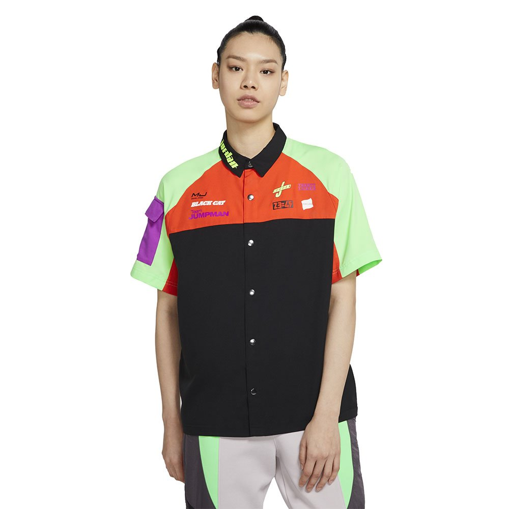 jordan moto women's short-sleeve top (cv7558-010)