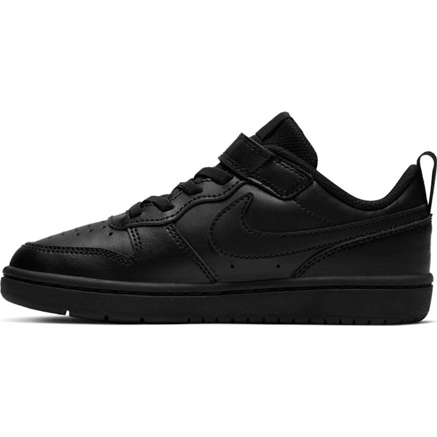 nike court borough low 2 (psv) czarne