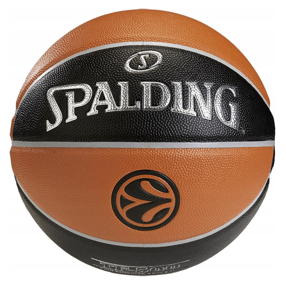 piłka spalding euroleague tf-500 indoor/outdoor (29321745391)