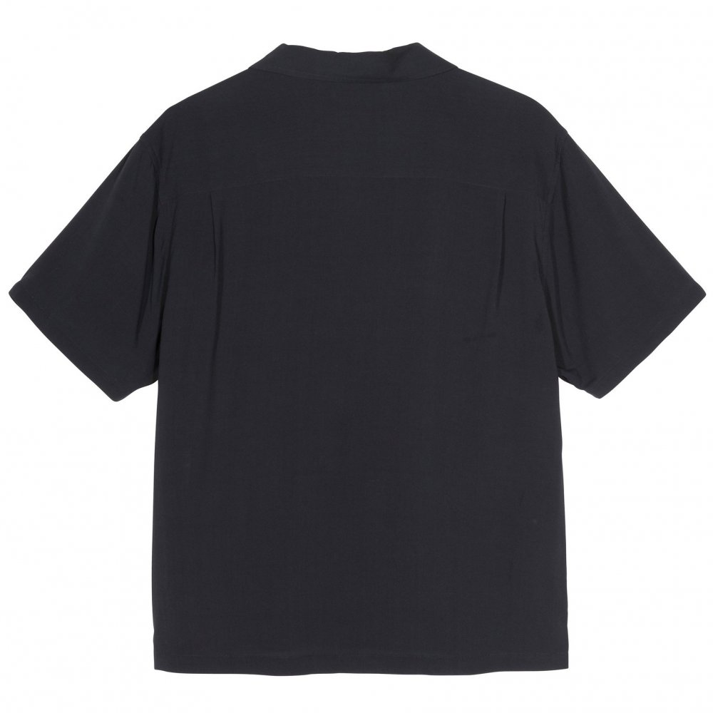 stussy pool hall shirt (1110119-0001)
