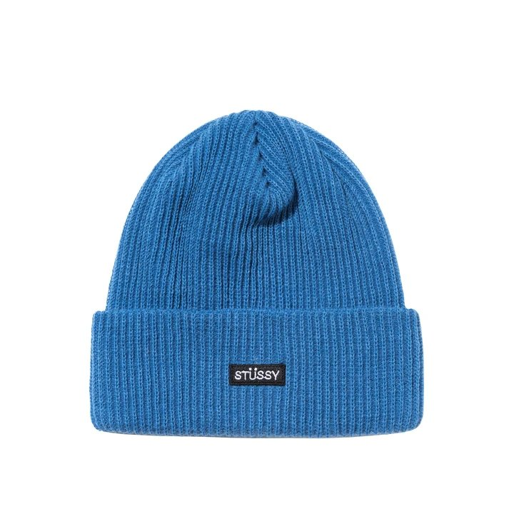 stussy small patch beanie (132988-0801)