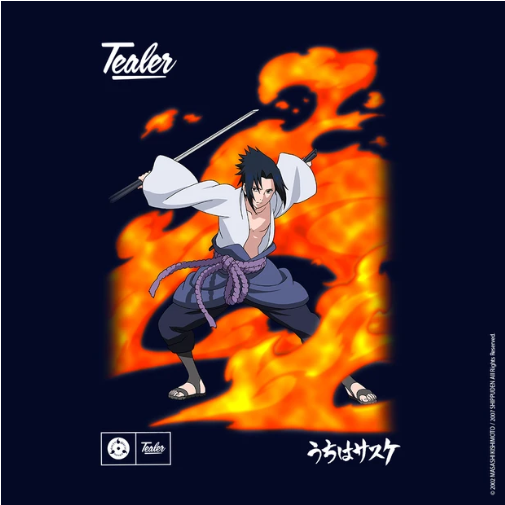 tealer by naruto fire tee (tealer-067)