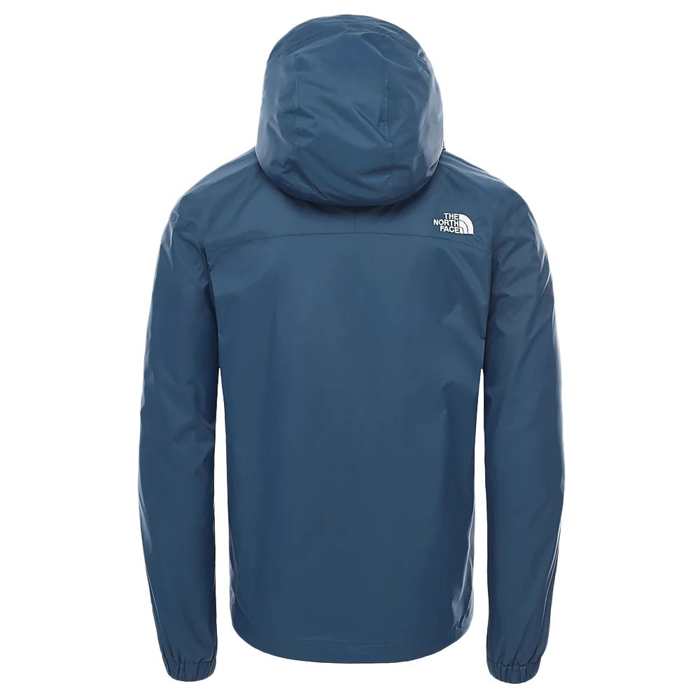 the north face resolve jacket męska granatowa