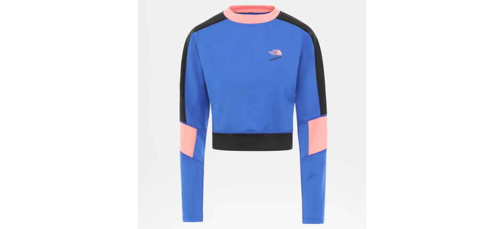 the north face extreme ls top (nf0a4aq7ll9)