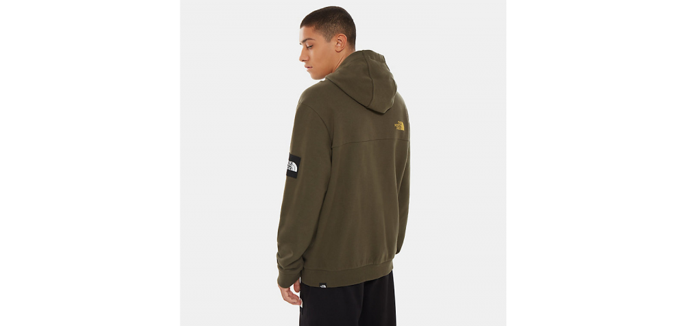 the north face fine alpine hoodie (nf0a3xy321l)