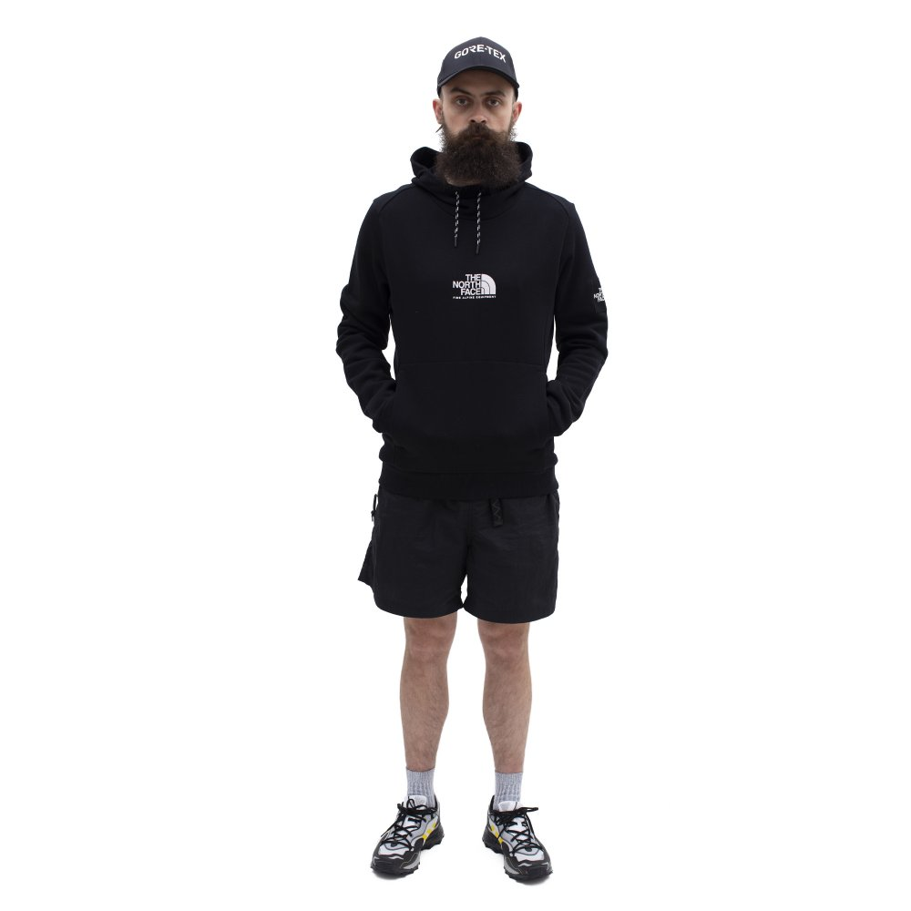 the north face fine alpine hoodie (nf0a3xy3jk3)