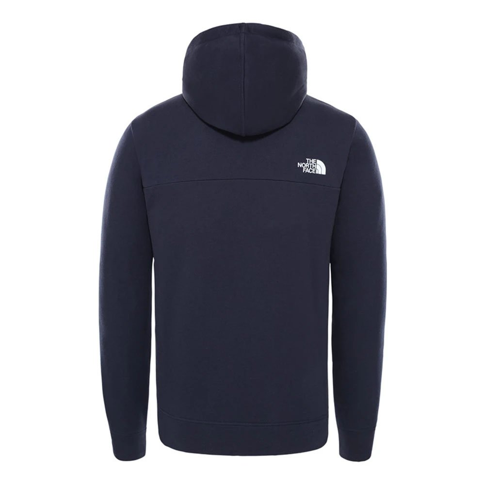 the north face half dome pullover męska czarna