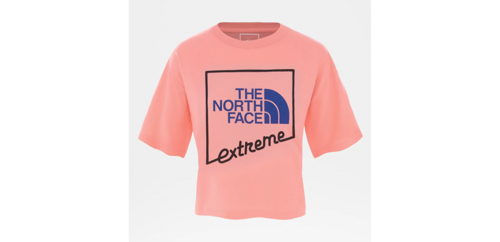 the north face extreme t-shirt (nf0a4atwl29)