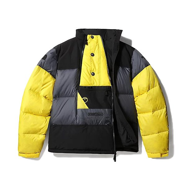 the north face steep tech jacket (nf0a4qytsh3)