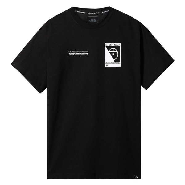 the north face steep tech tee (nf0a4746jk3)