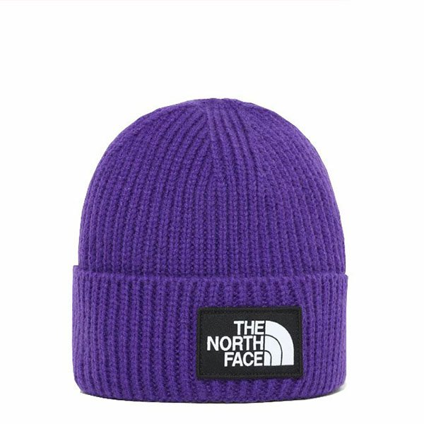 the north face blackbox logo beanie (nf0a3fjxnl4)