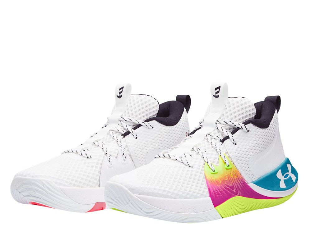 """under armour embiid one """"draft night"""""""