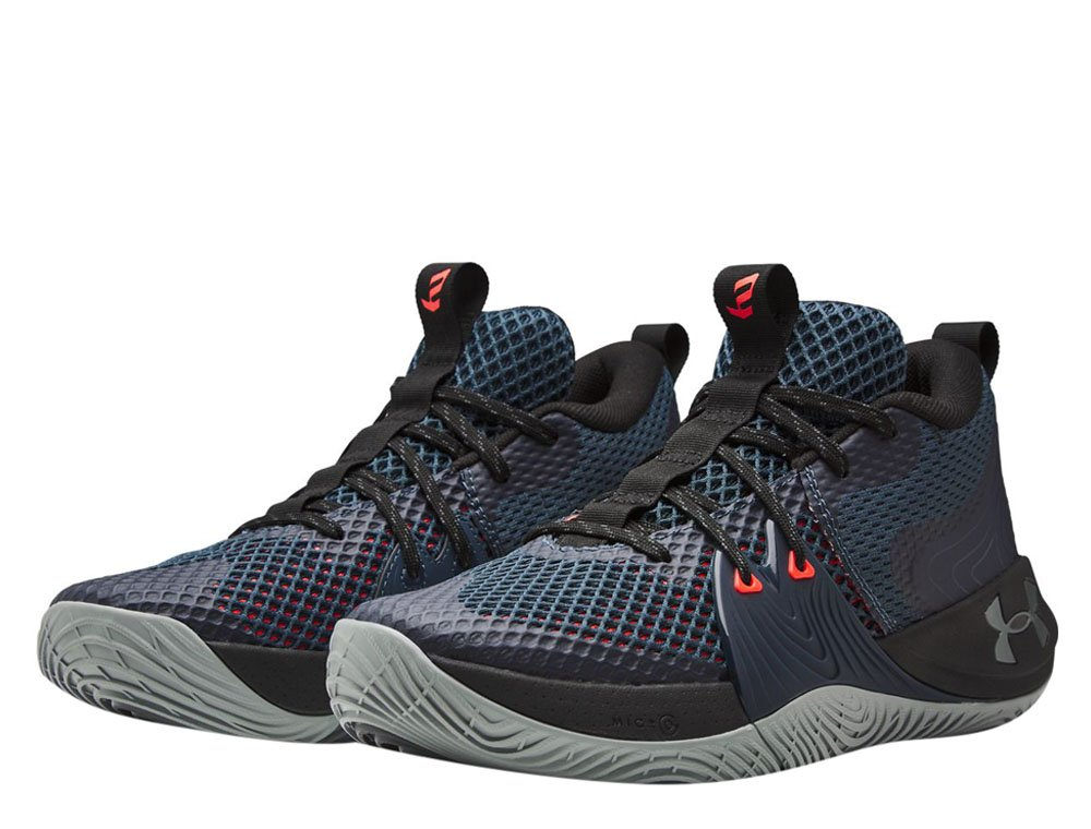 """under armour embiid one """"omen"""""""