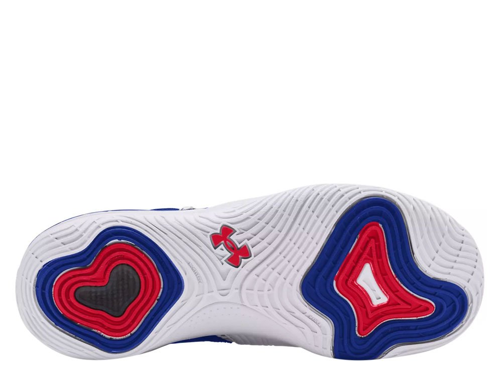 "under armour embiid one ""brotherly love"""