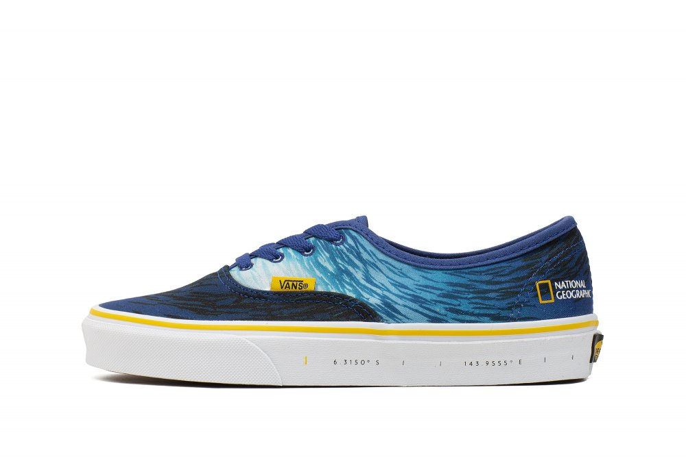 vans x national geographic ua authentic (vn0a2z5i002)
