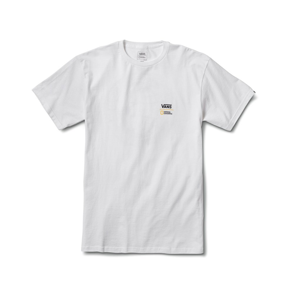 vans x national geographic tee (vn0a4mshwht)