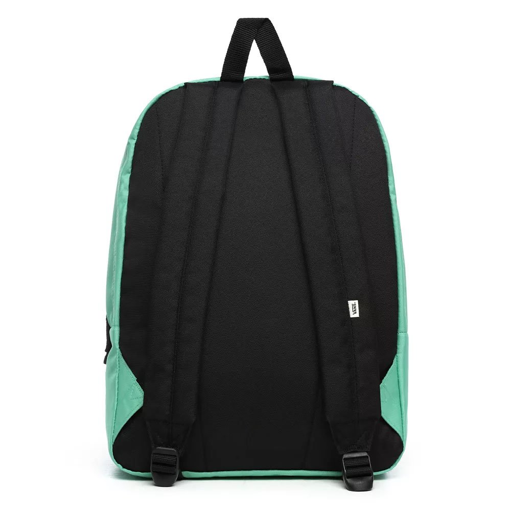 vans realm backpack zielony