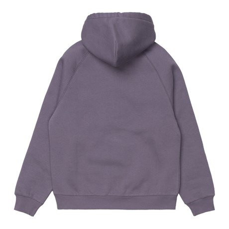 carhartt wip hooded chase sweat woman (i028392-0af90)