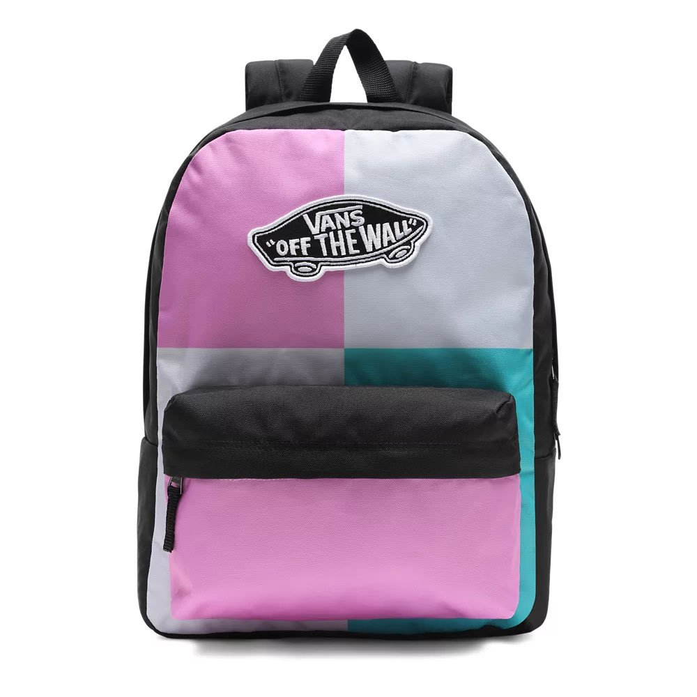 vans realm backpack multikolor