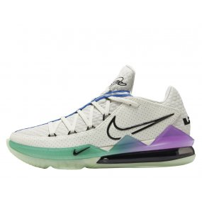 "nike lebron xvii low ""glow in the dark"" (cd5007‑005)"