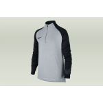 bluza nike squad drill top junior (859292-014)