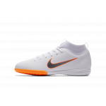 """nike mercurial superfly 6 academy gs ic junior """"just do it"""" (ah7343-107)"""