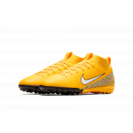 "nike mercurial superfly 6 academy gs njr tf junior ""meu jogo"" (ao2887-710)"