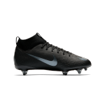 "nike mercurial superfly 6 academy gs sg junior ""stealth ops"" (ah7338-001)"