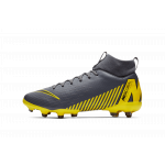 "nike mercurial superfly 6 academy gs fg/mg junior ""game over"" (ah7337-070)"