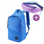 reebok style foundation backpack + reebok found waistbag