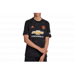 koszulka adidas manchester united 19/20 t junior (dx8940)