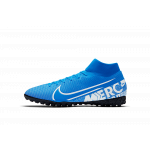 """nike mercurial superfly 7 academy tf """"new lights"""" (at7978-414)"""
