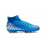 "nike mercurial superfly 7 academy ag junior ""new lights"" (bq5405-414)"