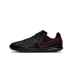 """nike tiempo legend 8 club ic junior """"black x chile red pack"""" (at5882-060)"""