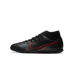 """nike mercurial superfly 7 club ic """"black x chile red pack"""" (at7979-060)"""