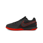 """nike react tiempo legend 8 pro ic """"black x chile red pack"""" (at6134-060)"""