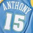 mitchell & ness nba swingman jerseys denver nuggets - carmelo anthony #15 (smjygs18160-dnuroya0)