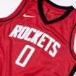 nike nba russell westbrook houston rockets icon edition swingman junior jersey (ez2b7bz2p-rckwr)