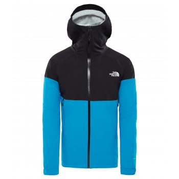 kurtka the north face impendor insulated jacket m czarno-niebieska