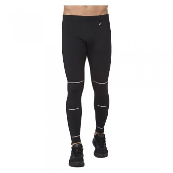 spodnie asics lite-show winter tight performance m czarne