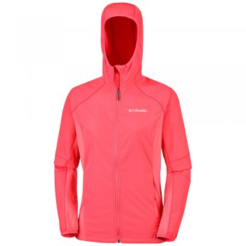 kurtka columbia sweet as™ softshell hoodie