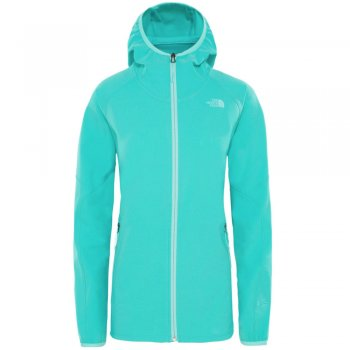 kurtka the north face apx nmble hdie ion blue