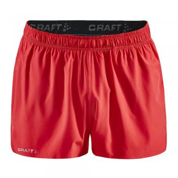 spodenki craft adv essence 2 stretch shorts m czerwone