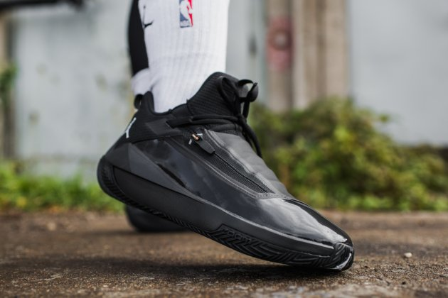 JORDAN JUMPMAN HUSTLE IN BLACK